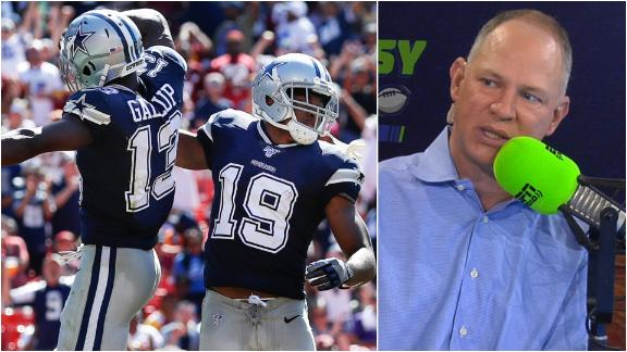 Berry not concerned about Cowboys WRs vs. Eagles