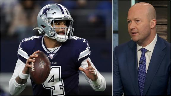 Cowboys moving up Hasselbeck's power rankings