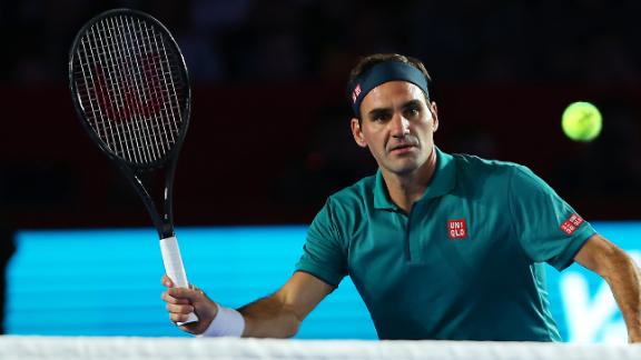 Federer's remarkably hectic 2019 culminates in Mexico City