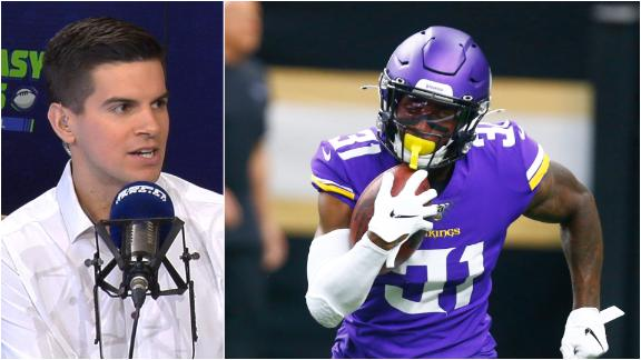 Yates: Add Vikings' backup RBs if Cook is out