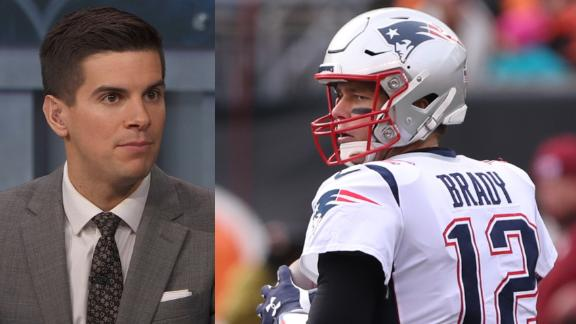 Why Tom Brady is the NFL's player of the decade