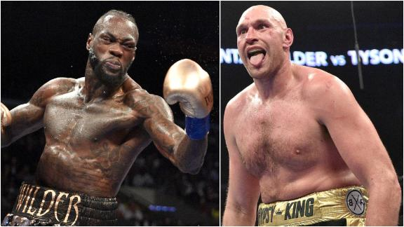 Who has the upper hand in Wilder-Fury rematch?