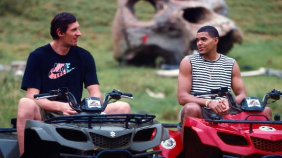 Bobi and Tobi: The story behind the NBA's best bromance