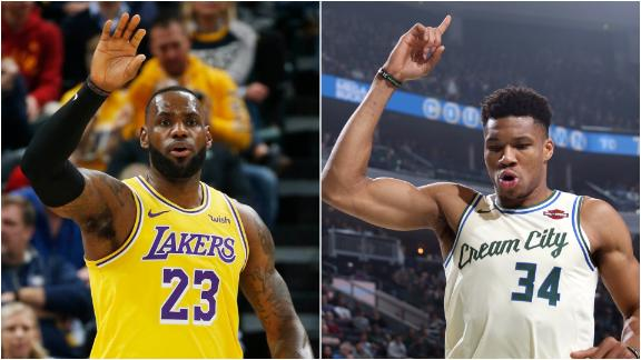 Lakers, Bucks looking to avoid losing streaks in star-studded battle