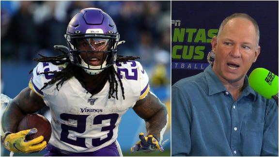 Berry: 'Give me some Mike Boone on Monday night'