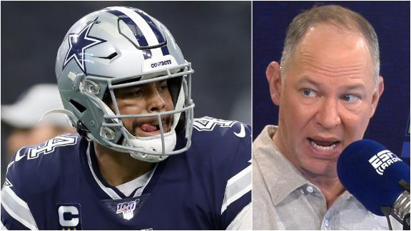 Bell concerned about Dak's health in Week 16