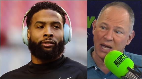 Berry doesn't expect much from Odell in Week 16