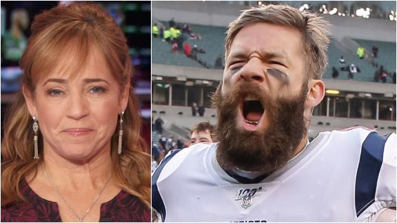 Bell: Edelman is a go, but his production is a coin flip