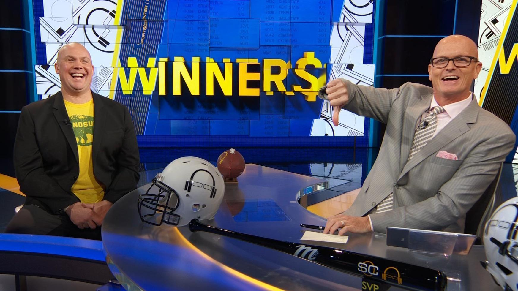 SVP gives his winners for 1st weekend of bowl season