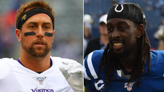 Thielen, Hilton to get more volume in Week 16