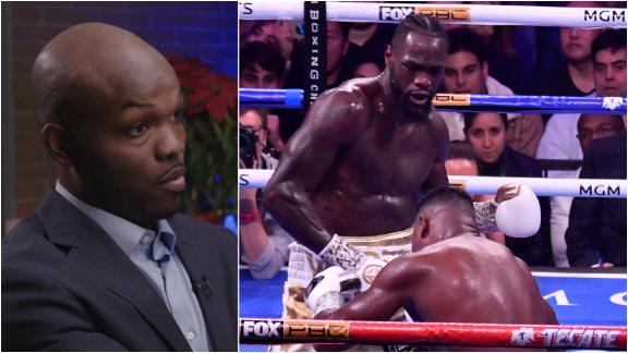 Did any KO top Wilder's two from 2019?
