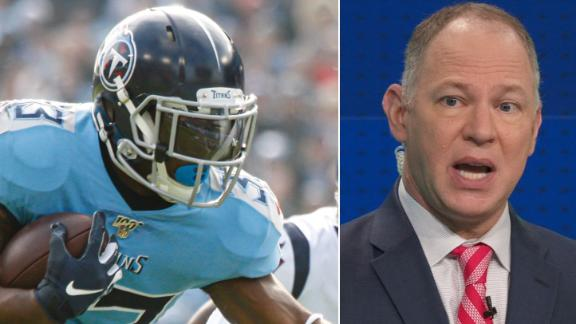 Berry: Lewis is worth a start with Henry out