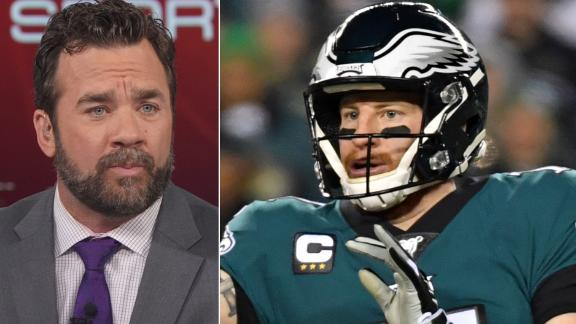 Saturday: Eagles finding their flow when it matters