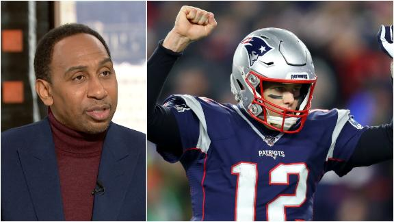 Stephen A.: The AFC should be worried about the Patriots