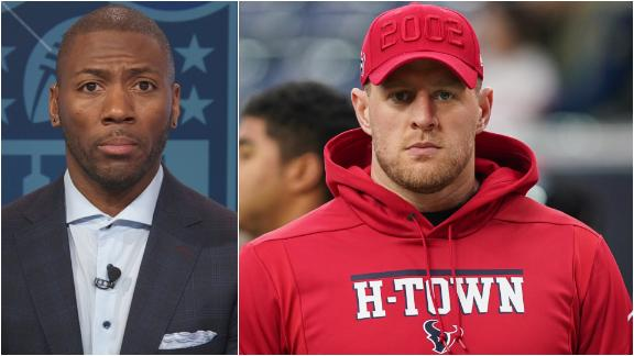 Clark: Texans get confidence boost with Watt's return