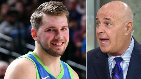 Greenberg: Doncic is Magic-esque