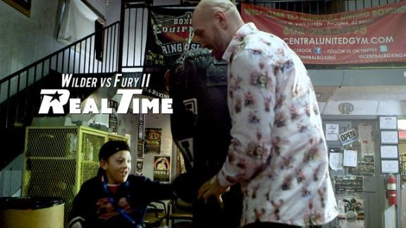 Fury vs Wilder II: Real Time - Episode 2