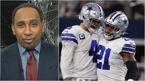 Stephen A.: Cowboys have no place to go but up