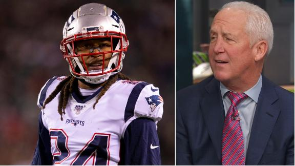 Fox: Gilmore is the best corner in the NFL
