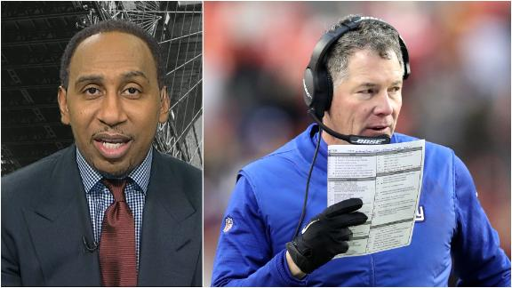 Stephen A.: Shurmur didn't deserve the Giants job to begin with
