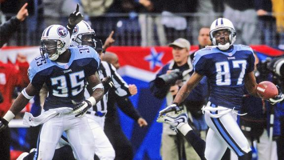Titans stun Bills with 'Music City Miracle'