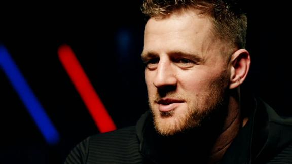 Watt on comeback: All I needed was a 'sliver of hope'