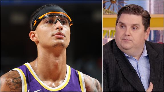 Will the Lakers trade Kuzma?