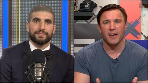 Ariel, Chael make their picks for Fighter of the Decade