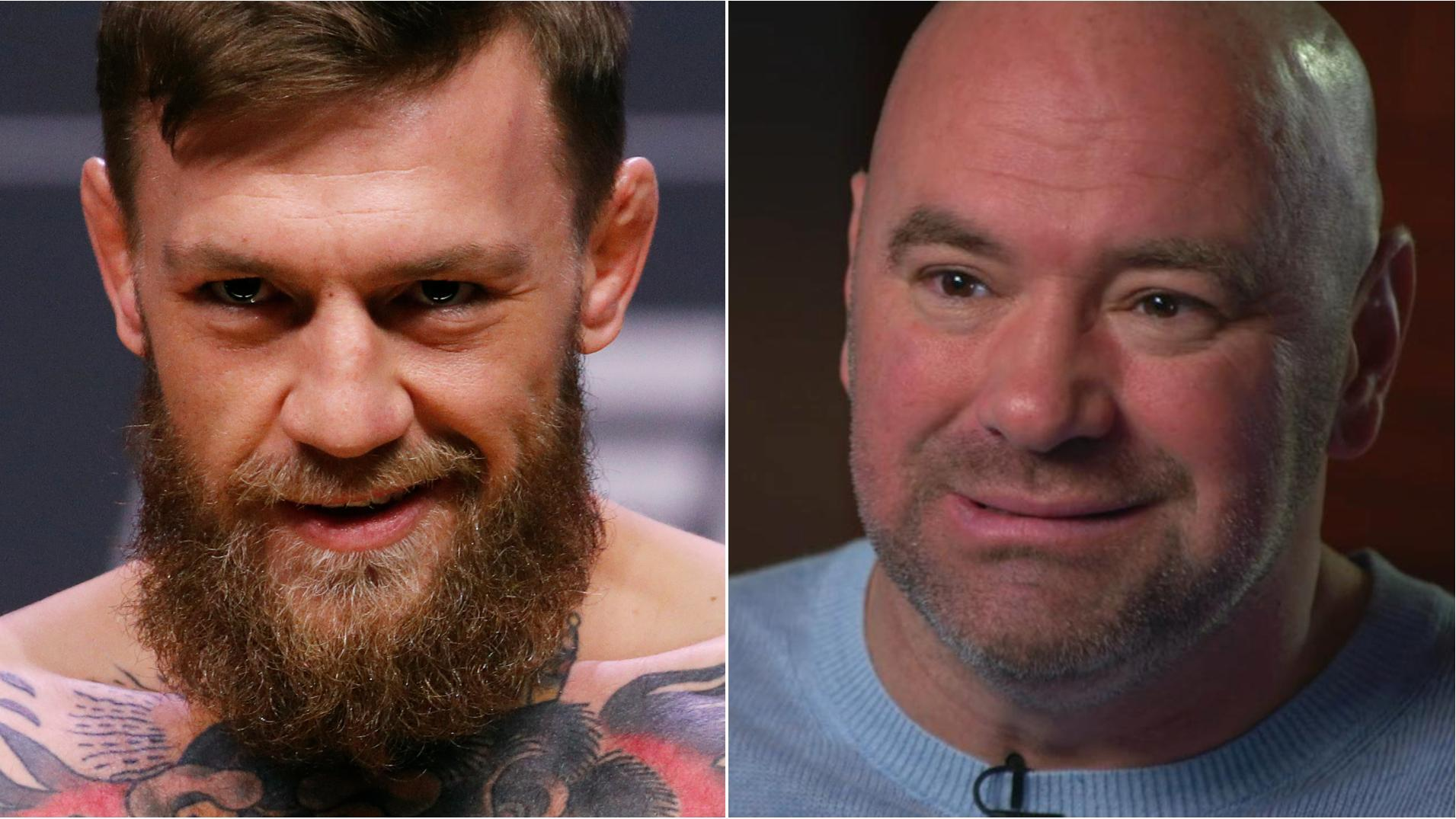 White: McGregor willing to fight again in April vs. Khabib