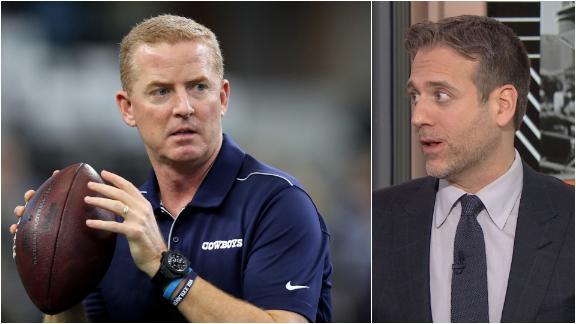 Kellerman likes the idea of Garrett as Giants OC