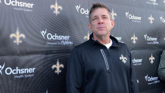Payton would like to have Brees, Bridgewater and Hill back