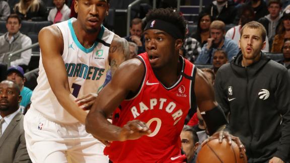 Davis drops 23 in first career start