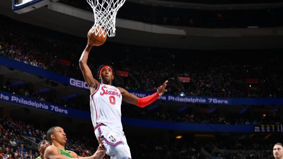 Richardson pours in 29 points vs. Celtics