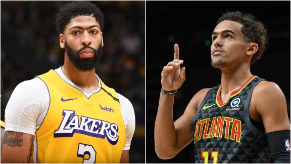 Lakers' offense, Trae headline Lowe's 10 Things I Like and Don't Like