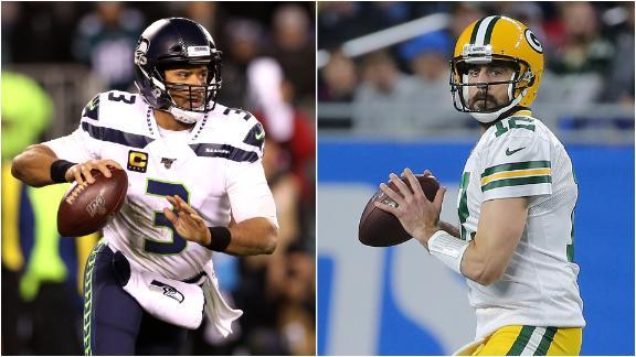 Seahawks vs. Packers (-4)