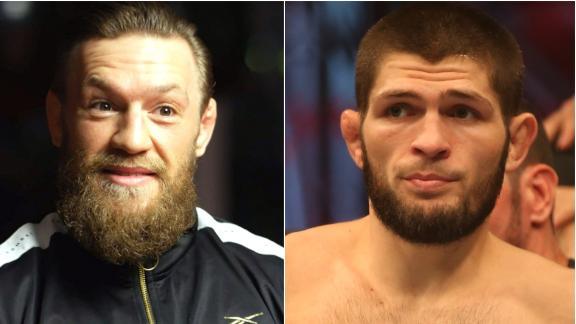 McGregor: I had venom in me during Khabib lead up