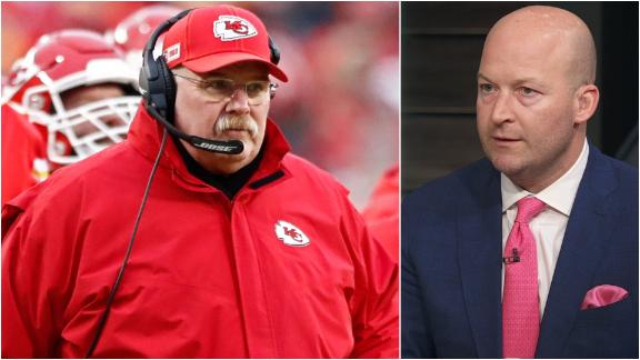 Is this Andy Reid's best chance at a SB win?
