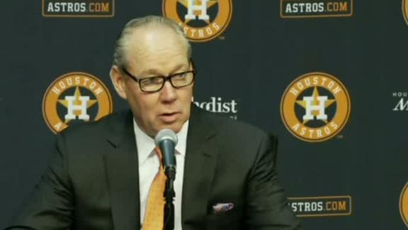 Astros fire Hinch, Luhnow after MLB suspension