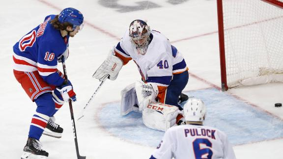 Panarin's big night fuels Rangers