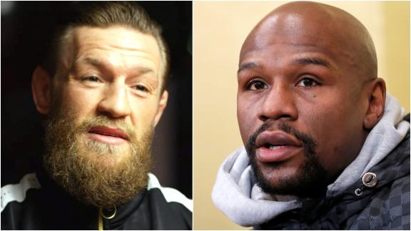 McGregor has interest in Mayweather rematch