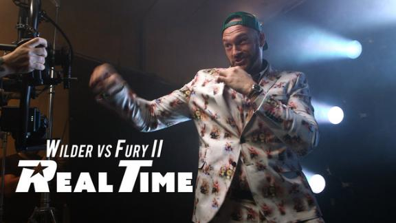 Fury vs Wilder II: Real Time - Episode 5