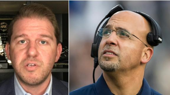 James Franklin, Penn State facing lawsuit from former player