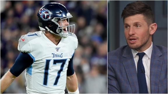 Orlovsky: Titans trading for Tannehill was most impactful deal