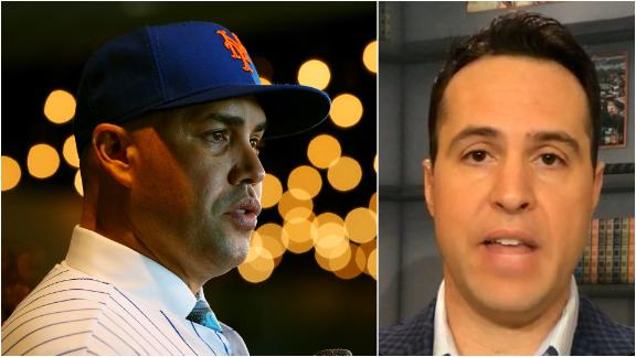 Teixeira: Mets have no choice but to fire Beltran