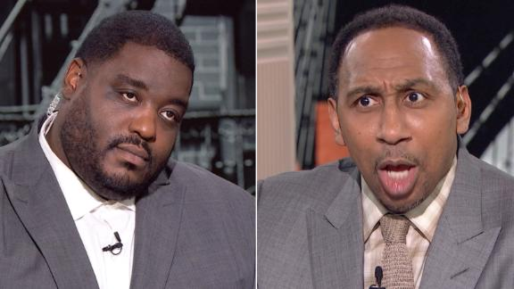 Woody is sick of Stephen A.'s excuses for Rodgers