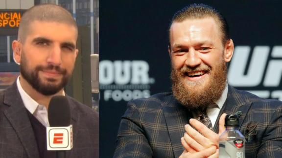 Helwani:  There's a chance we may see best McGregor ever