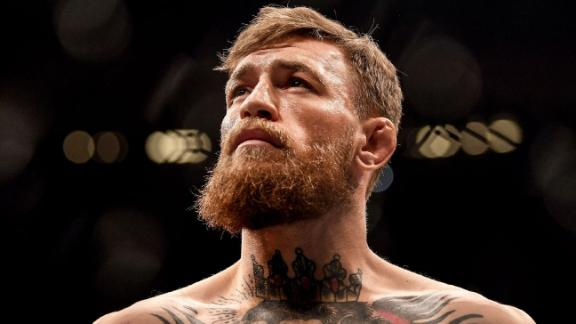 Controversies complicate McGregor's relationship with Irish fans