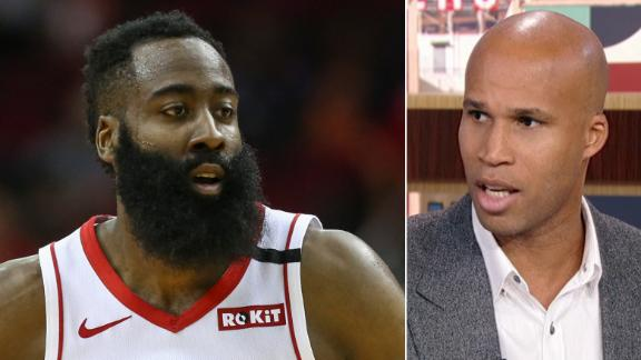 Jefferson: I've never had faith in the Rockets this year