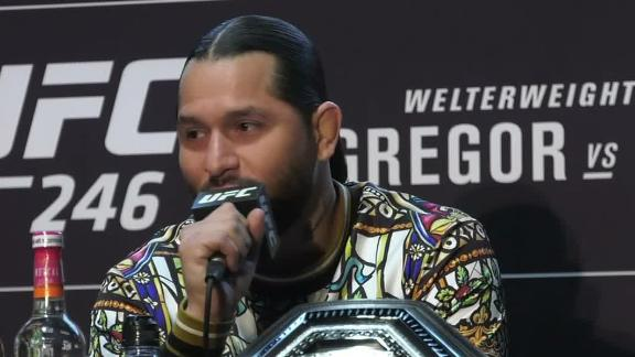 Masvidal prefers money fight vs. McGregor