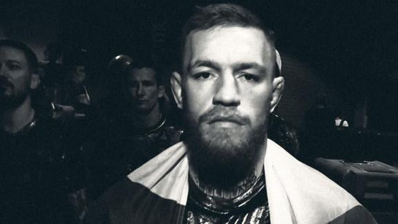 McGregor draws numbers at the gate and the book